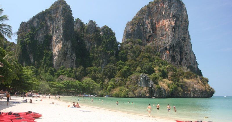 Krabi Railay Beach