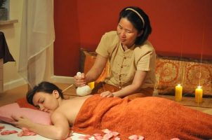 Thai Massage in Chiang Mai