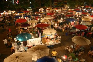 Nightmarket in Chiang Mai
