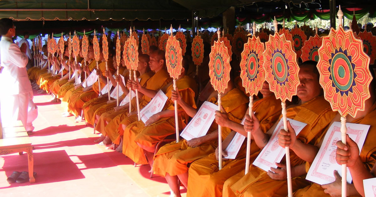 Thailand und der Buddhismus