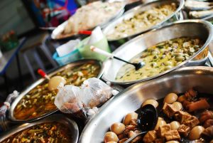 Trai Food Buffet