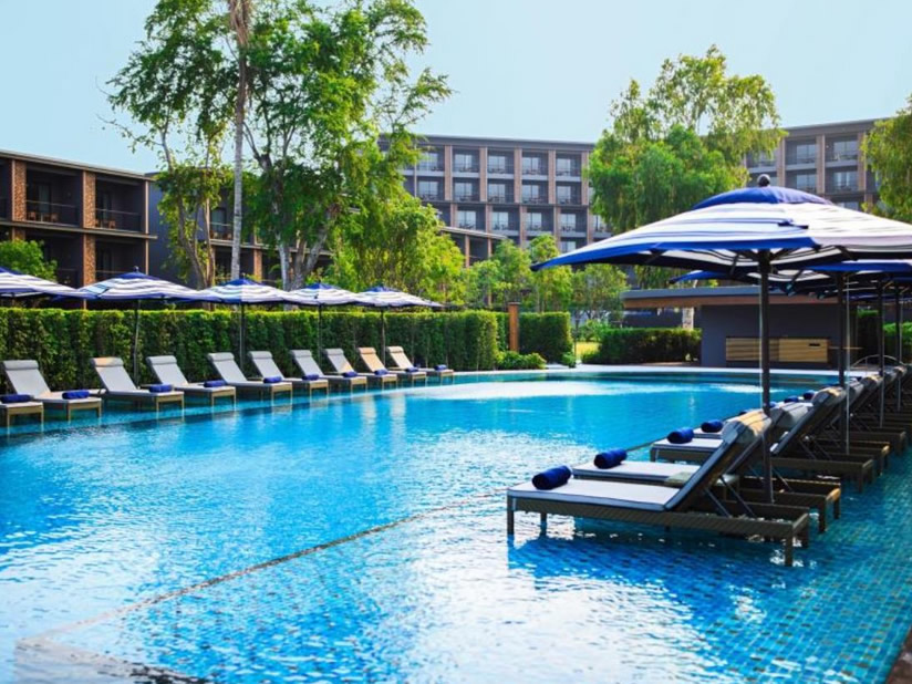 Hotel Novotel Hua Hin Cha Am Beach Resort And Spa
