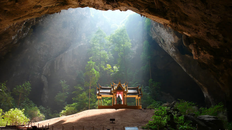Nationalparks Thailand