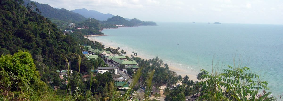 koh chang whithe sand beach