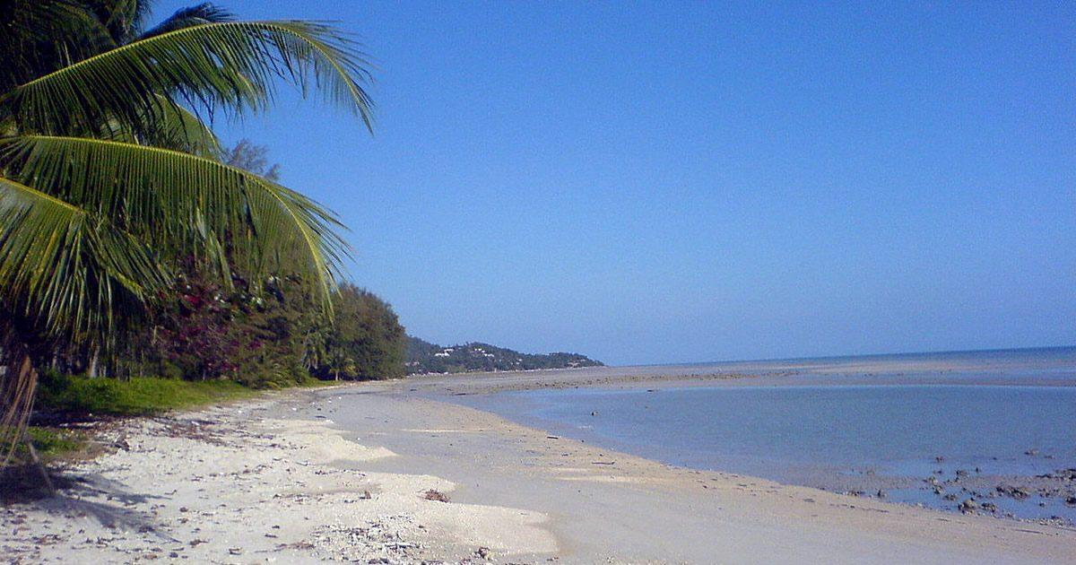 Koh Samui Bang Kao Beach