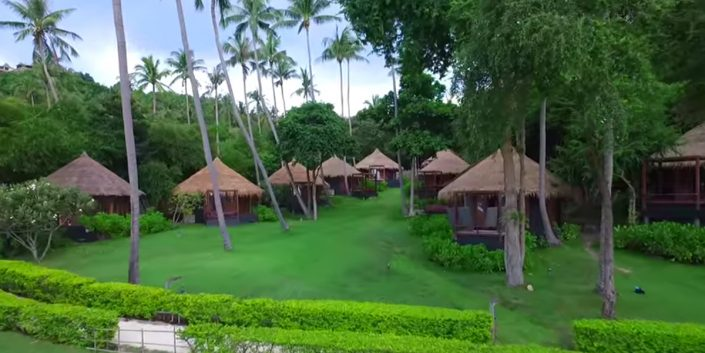 The Haad Tien Beach Resort - Hotel