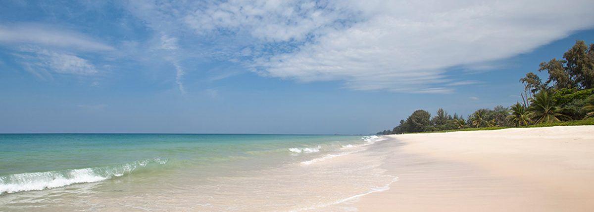 Natai Beach in Phang Nga Phuket