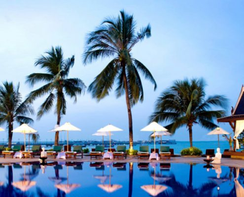 Siam Bayshore Resort and Spa - Hotel