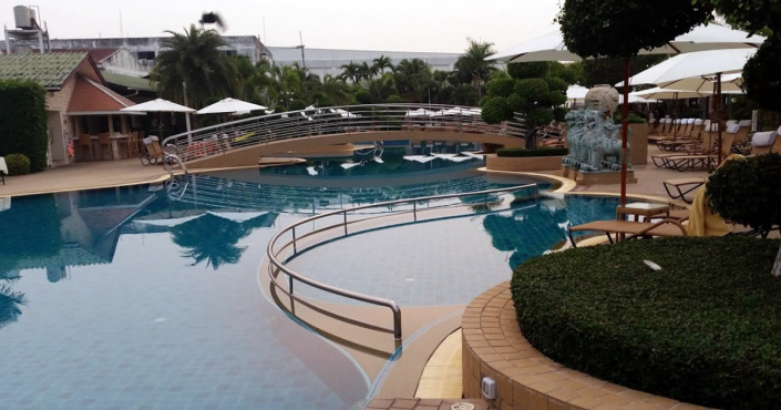 Thai Garden Resort Pattaya - Hotel