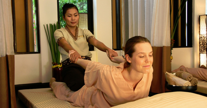 Thai-Massage