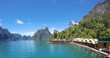 500 Rai Floating Resort Khao Sok
