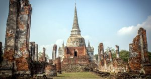 Ayutthaya Flashbacking