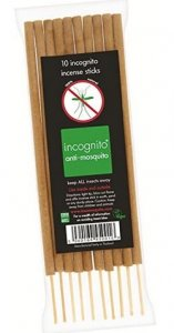 Incognito Anti-Mosquito Incense Sticks