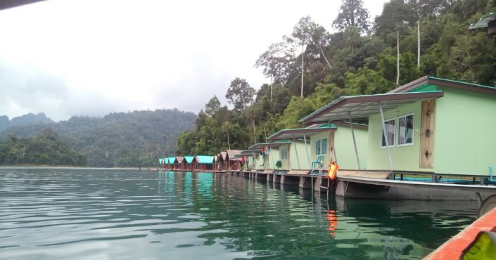 Khao Sok Smiley Bungalows & Smiley Lake House - Hotel