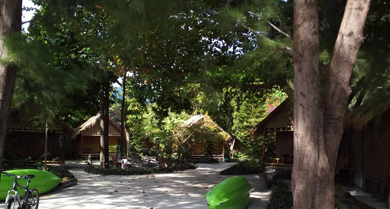 Green View Beach Resort in Koh Lipe