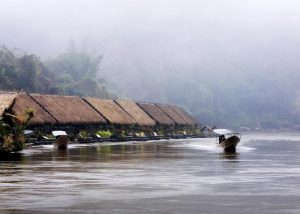River Kwai Jungle Rafts Resort