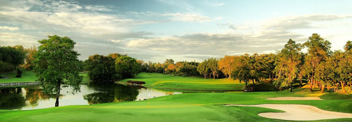 Alpine Golf Club (Pathum Thani/ Bangkok)
