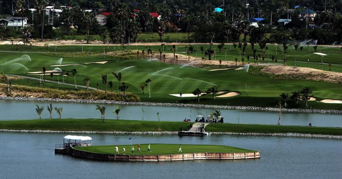 Amata Spring Country Club (Chonburi)