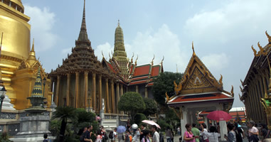 Halbtagestour Royal Grand Palace