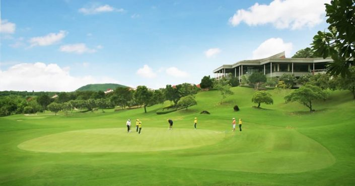 Laem Chabang International Country Club (Chonburi/ Pattaya)