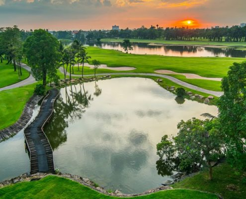 Navatanee Golf Club Bangkok