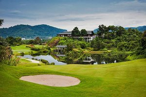 Golf spielen im Red Mountain