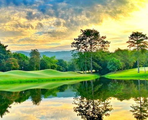 The Royal Chiang Mai Golf Resort in Chiang Mai