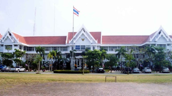 Surat Thani provincial hall