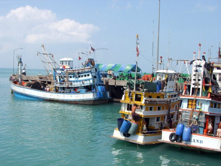 Nathon Pier