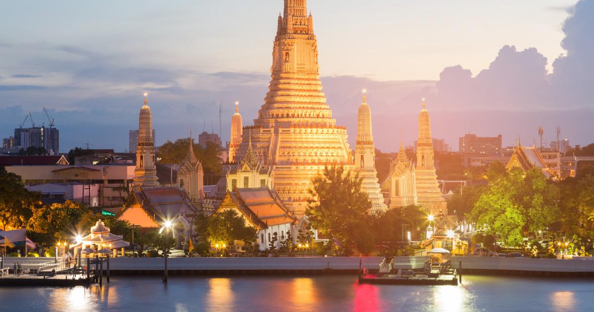 Thailand - die umfassende Rundreise mit Südthailand