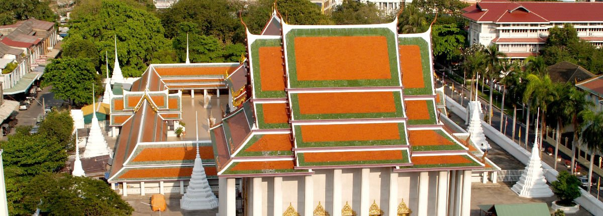 Wat Saket Gold Mount