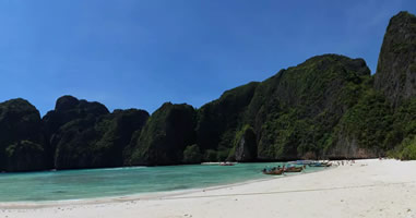 Inselhopping zur Maya Bay