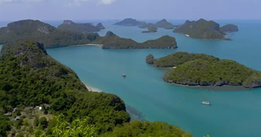 Naturnahes Backpacking, Schnorcheln und Tauchen in Thailands Adaman See