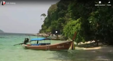 Videos Koh Adang Thailand