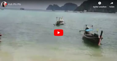 Videos Koh Phi Phi Don Thailand