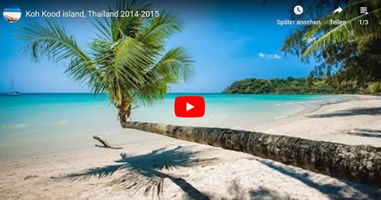 Videos Koh Kood Thailand
